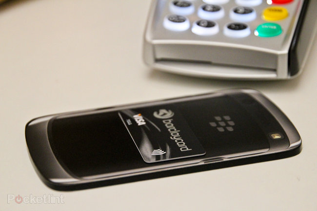 Barclaycard PayTag adds contactless payment to any phone: pictures and hands-on - photo 6