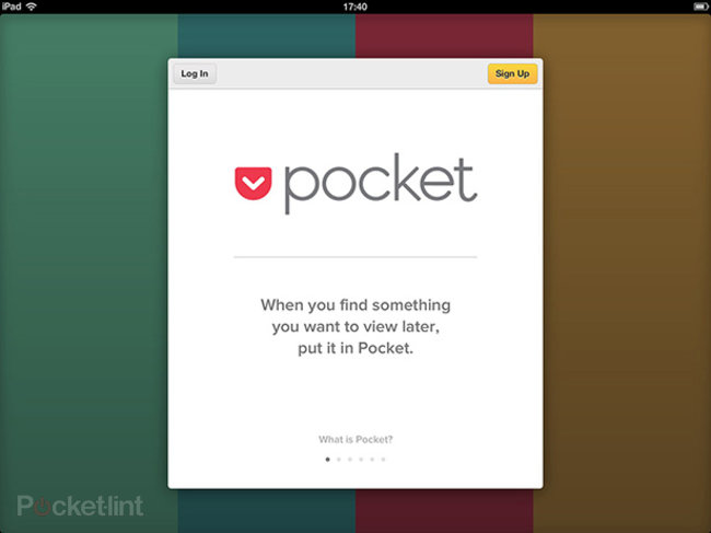 APP OF THE DAY: Pocket review (iPhone / iPad) - photo 1