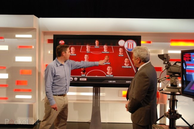 Behind the scenes at the ESPN studios - photo 10