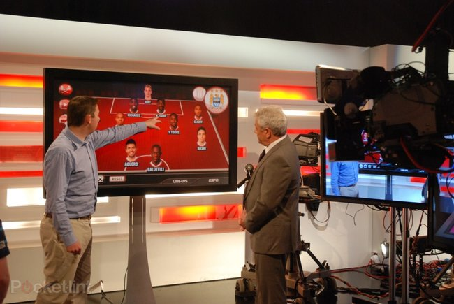 Behind the scenes at the ESPN studios - photo 11