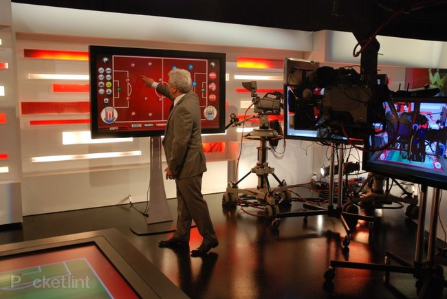 Behind the scenes at the ESPN studios - photo 13