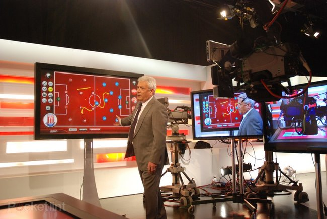 Behind the scenes at the ESPN studios - photo 14