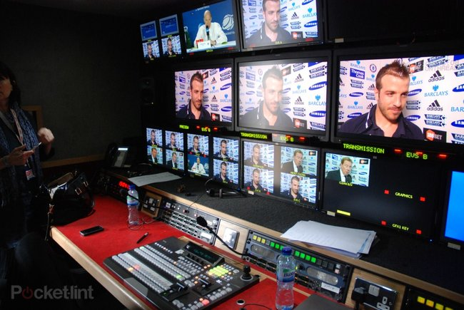 Behind the scenes at the ESPN studios - photo 18