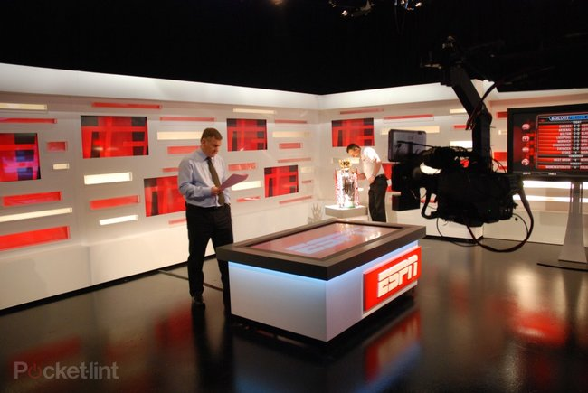 Behind the scenes at the ESPN studios - photo 24