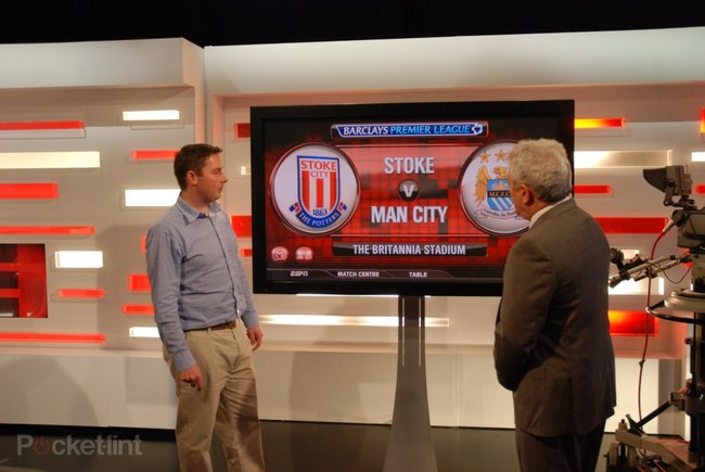 Behind the scenes at the ESPN studios - photo 8