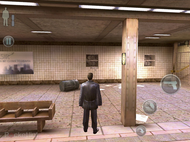 APP OF THE DAY: Max Payne Mobile review (iPad / iPhone) - photo 2