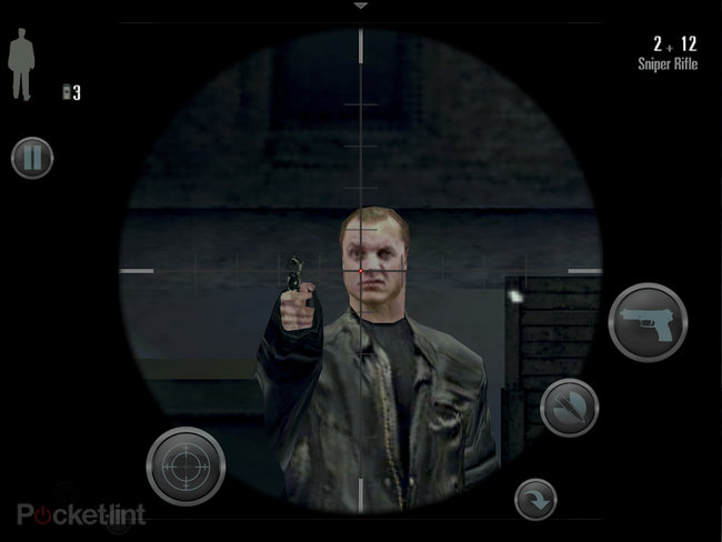 APP OF THE DAY: Max Payne Mobile review (iPad / iPhone) - photo 3