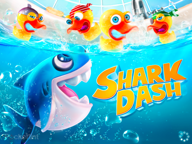 APP OF THE DAY: Shark Dash review (iPad / iPhone) - photo 1