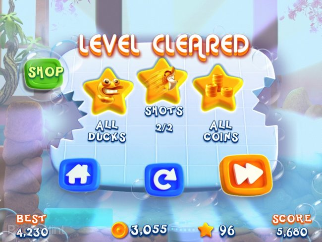 APP OF THE DAY: Shark Dash review (iPad / iPhone) - photo 2