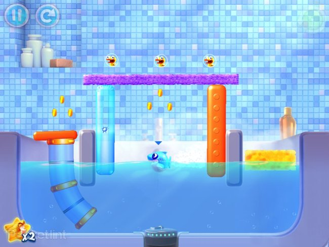 APP OF THE DAY: Shark Dash review (iPad / iPhone) - photo 7