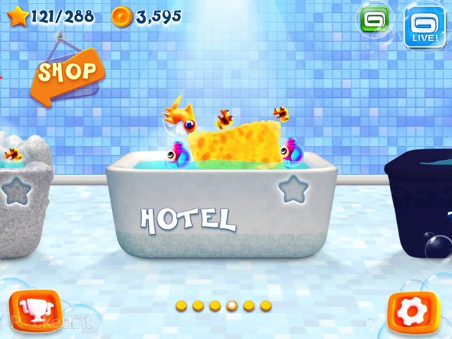 APP OF THE DAY: Shark Dash review (iPad / iPhone) - photo 8