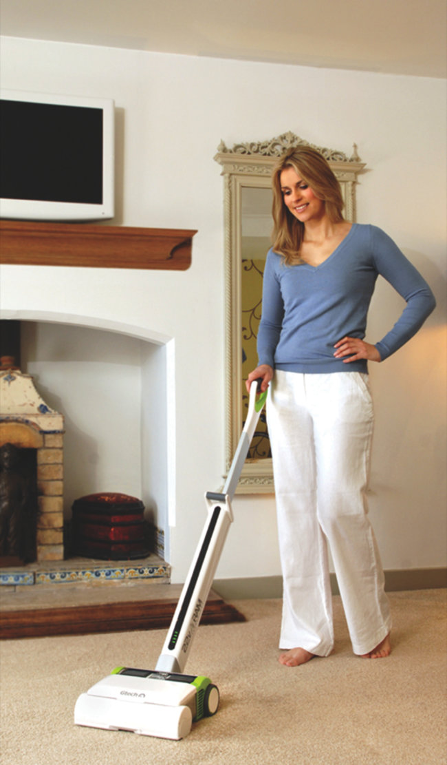 Gtec's AirRAM cordless vacuum set to clean up the competition - photo 2