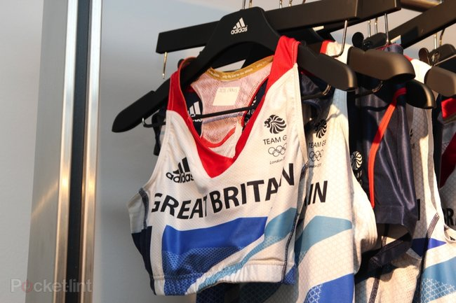 Adidas London 2012 Team GB kit: The tech to win us medals  - photo 3