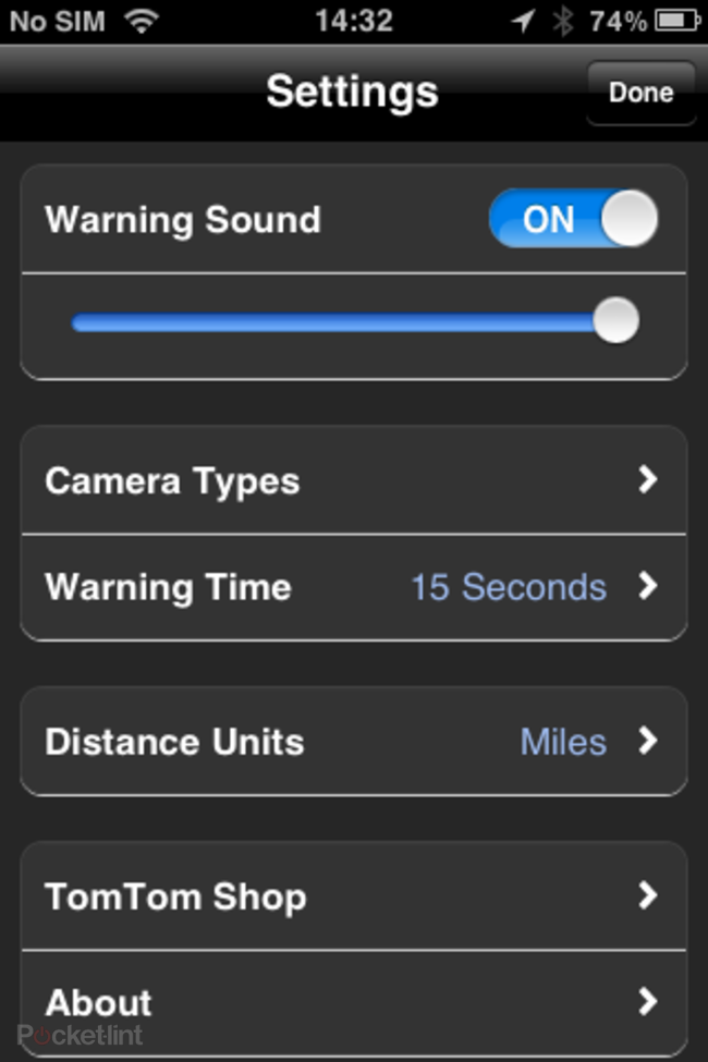 TomTom speed camera app hands-on and pictures - photo 7