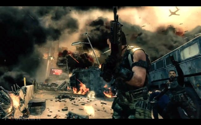 Call of Duty Black Ops II trailer reveals new fight coming 13 November (video) - photo 15