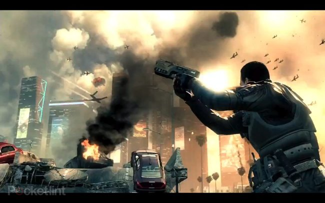 Call of Duty Black Ops II trailer reveals new fight coming 13 November (video) - photo 25