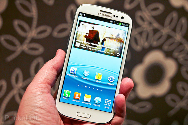 Hands-on: Samsung Galaxy S III review - photo 1