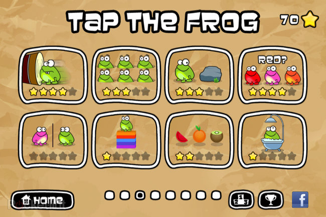 APP OF THE DAY: Tap the Frog review (iPhone) - photo 3