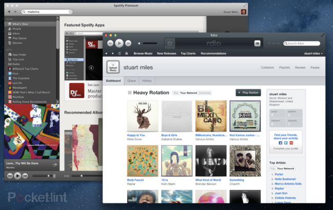 What is Rdio and how does it compare to Spotify? - photo 1