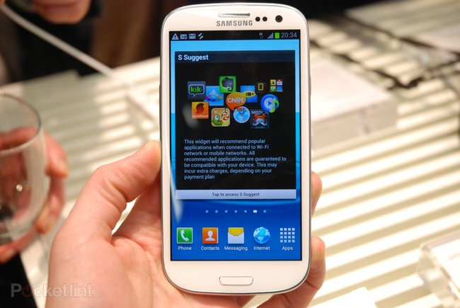 Samsung Galaxy S III: TouchWiz UI explored - photo 3