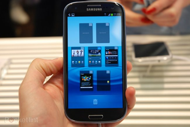 Samsung Galaxy S III: TouchWiz UI explored - photo 4