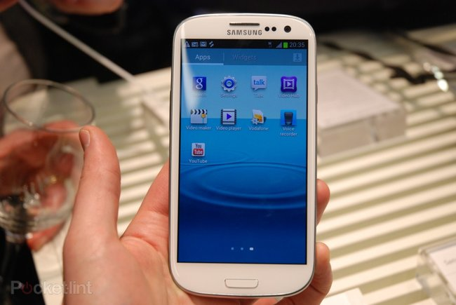 Samsung Galaxy S III: TouchWiz UI explored - photo 5