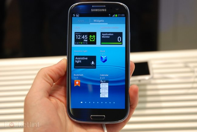 Samsung Galaxy S III: TouchWiz UI explored - photo 7