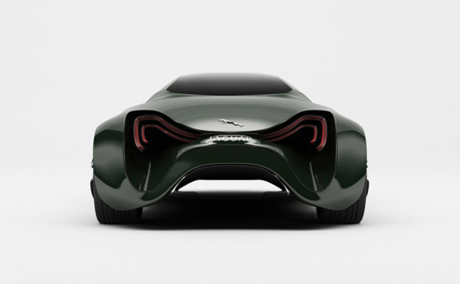 Jaguar XKX concept car - photo 3