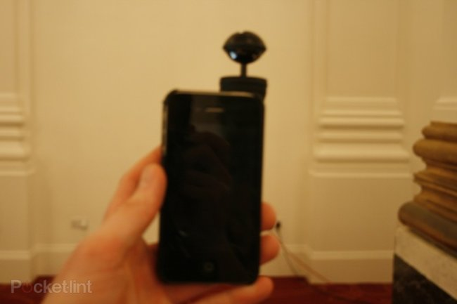 Hands-on: BubbleScope 360-degree iPhone camera accessory - photo 10