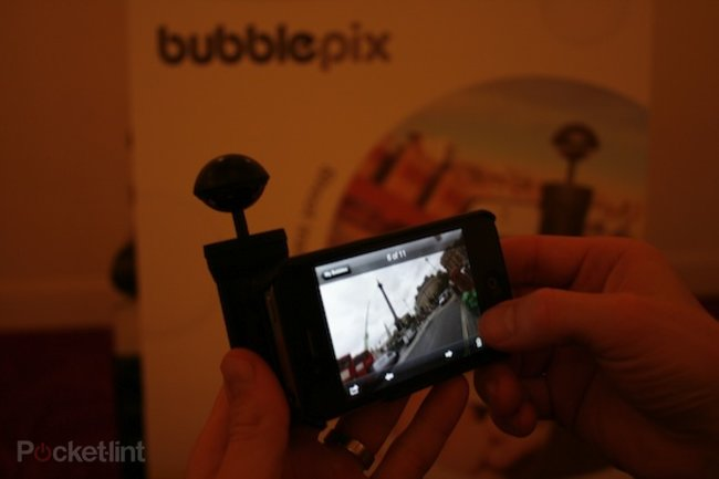 Hands-on: BubbleScope 360-degree iPhone camera accessory - photo 2