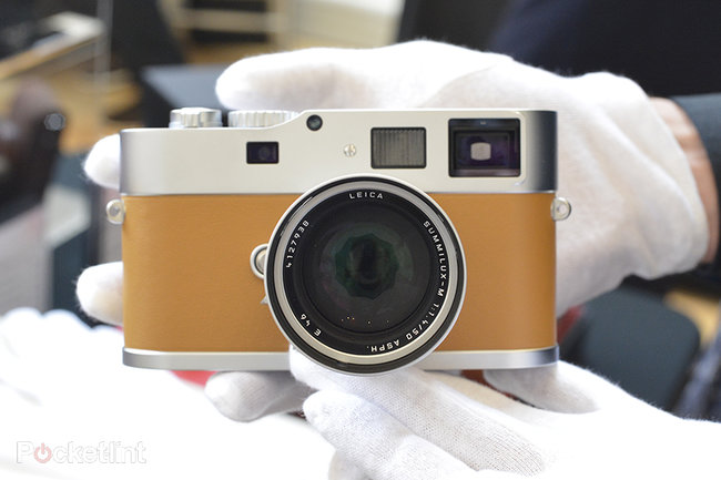 Leica M9 Hermes pictures and hands-on - photo 1