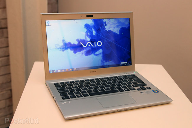 Sony Vaio T13 Ultrabook pictures and hands-on - photo 3