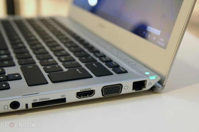 Sony Vaio T13 Ultrabook pictures and hands-on - photo 8