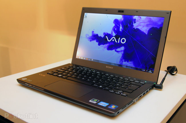 Sony Vaio S Series pictures and hands-on - photo 2