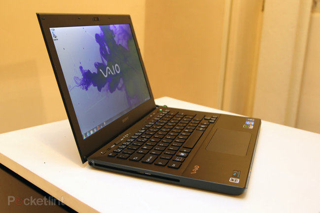 Sony Vaio S Series pictures and hands-on - photo 3