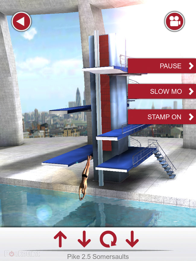 APP OF THE DAY: Tom Daley Dive 2012 review (iPad / iPhone / iPod touch) - photo 18