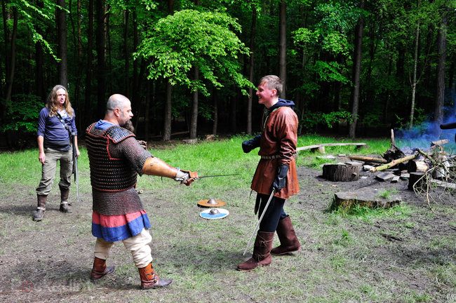 Dragon's Dogma for real: Pocket-lint becomes a medieval warrior for the day - photo 12