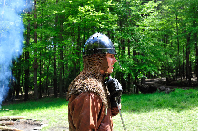 Dragon's Dogma for real: Pocket-lint becomes a medieval warrior for the day - photo 14