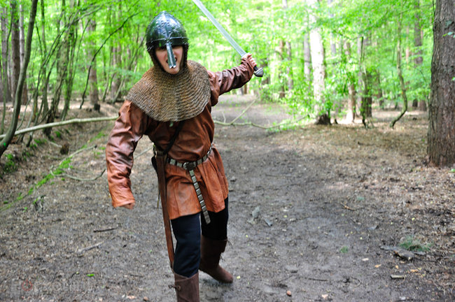 Dragon's Dogma for real: Pocket-lint becomes a medieval warrior for the day - photo 19
