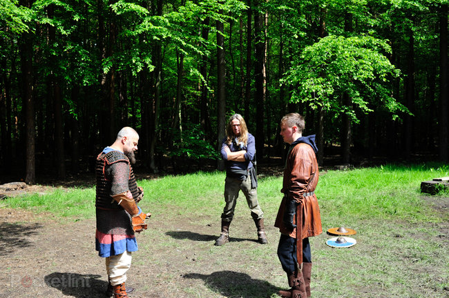 Dragon's Dogma for real: Pocket-lint becomes a medieval warrior for the day - photo 9