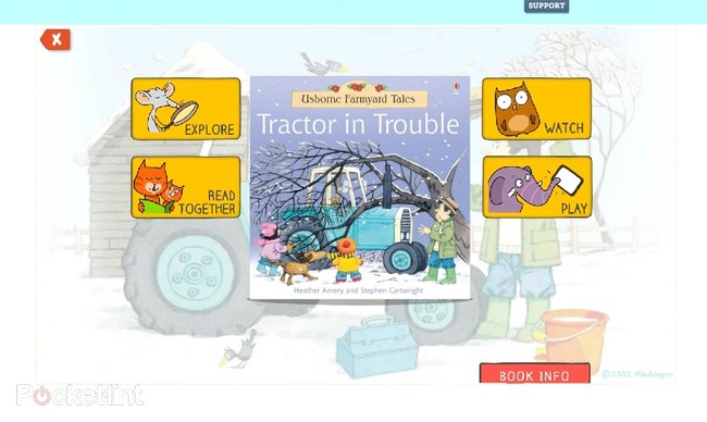 Magic Town: the app aiming to bring children's books to life - photo 3
