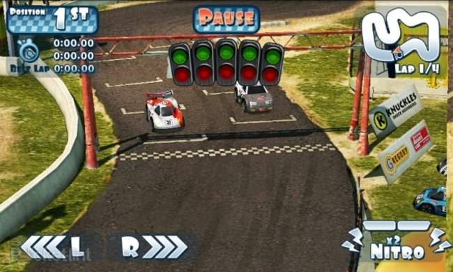 APP OF THE DAY: Mini Motor review (Android, iPhone and iPad) - photo 1