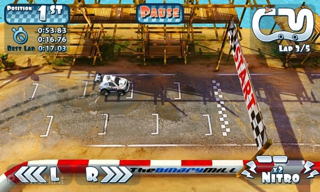 APP OF THE DAY: Mini Motor review (Android, iPhone and iPad) - photo 9