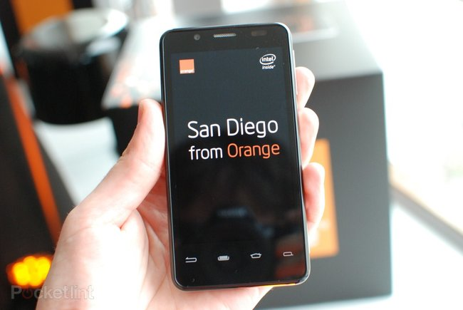 Orange San Diego brings you Intel-powered Android at bargain basement prices - photo 13