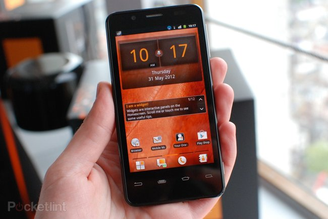 Orange San Diego brings you Intel-powered Android at bargain basement prices - photo 2