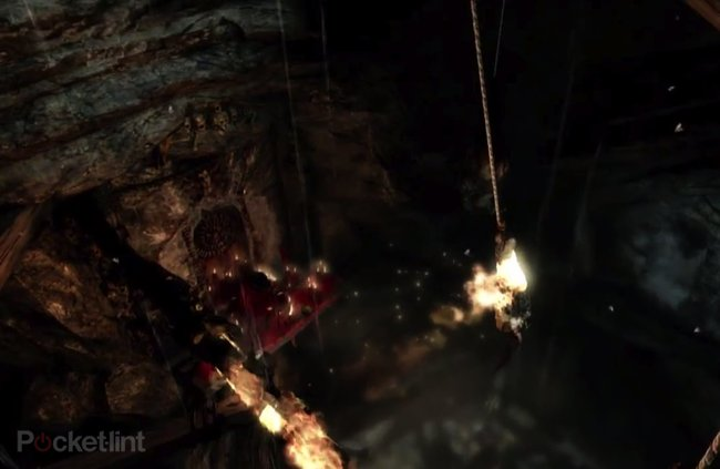 Tomb Raider game trailer shows we are in for a gritty next instalment (video) - photo 3
