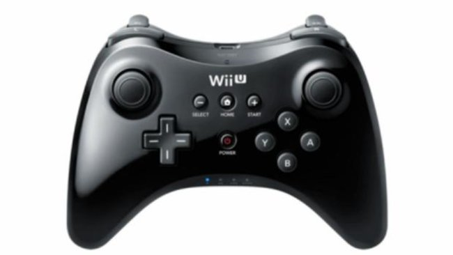 Wii U controller to be called Wii U Gamepad, also comes in black, sports new design - photo 14