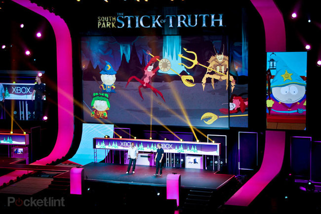 South Park: The Stick of Truth announced at E3 by show creators Trey Parker and Matt Stone - photo 5
