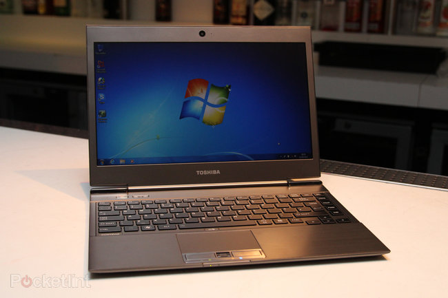 Toshiba Portege Z930 pictures and hands-on - photo 1