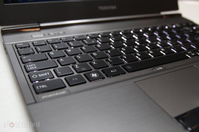 Toshiba Portege Z930 pictures and hands-on - photo 3